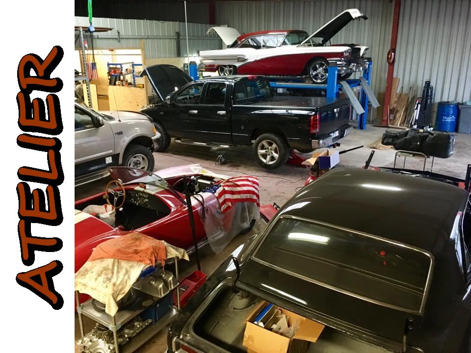 Street garage sp cialiste voitures americaines for Garage courant automobile vesoul